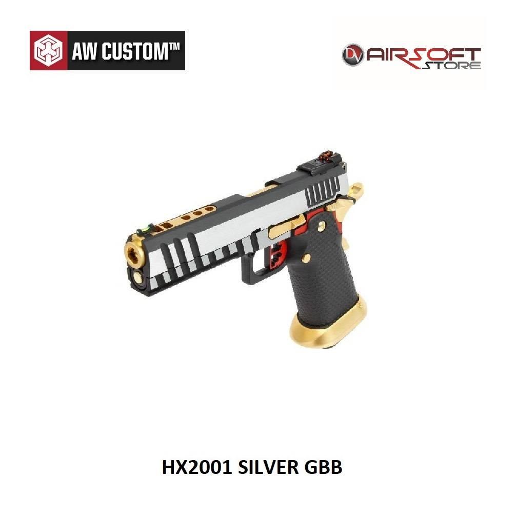 Armorer Works HX2001 SILVER GBB