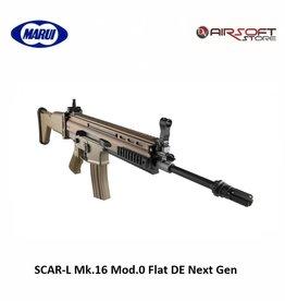 Tokyo Marui SCAR-L Mk.16 Mod.0 Flat DE Next Gen