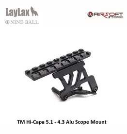 Nine Ball TM Hi-capa 5.1 - 4.3 mount base Rail