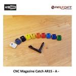 Retro Arms CNC Magazine Catch AR15 - A -
