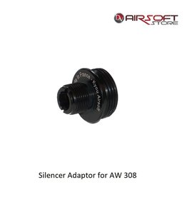 Kyou Silencer Adaptor for AW 308