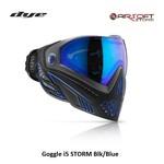 DYE PRECISION Goggle i5 STORM Blk-Blue 2.0