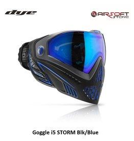 DYE PRECISION Goggle i5 STORM Blk-Blue