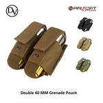 Delta Victor Doppelte 40mm Granatentasche
