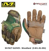 MECHANIX M-PACT GLOVES - Woodland