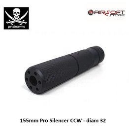 PIRATE ARMS 155mm Pro Silencer CCW