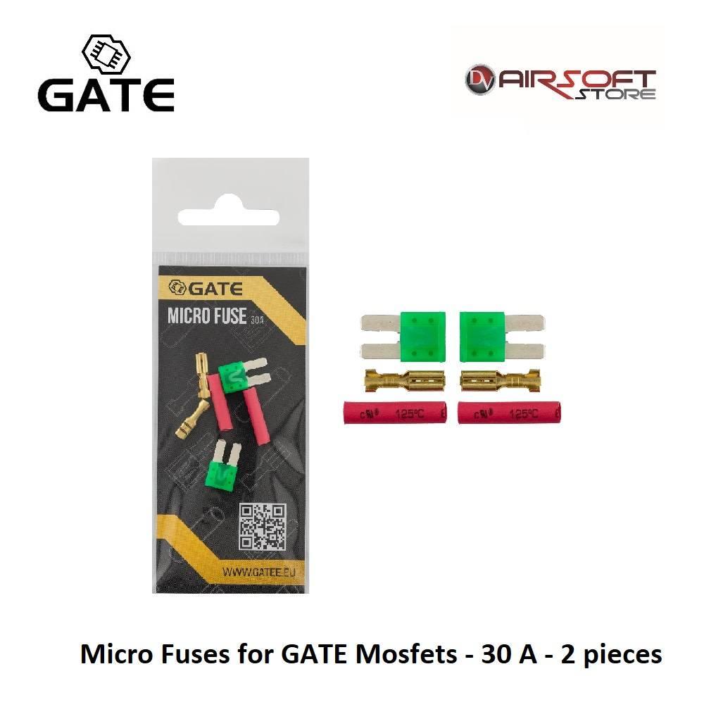 Gate Micro Sicherungen für GATE Mosfets - 30 A - 2 Stück