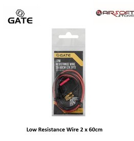 Gate Low Resistance Wire 2 x 60cm
