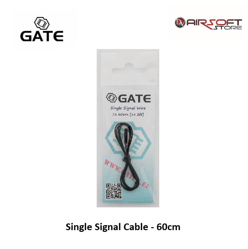 Gate Single Signal Cable - 60cm