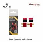 Gate Deans Connecteur mâle - femelle