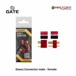 Gate Deans Connector male - female