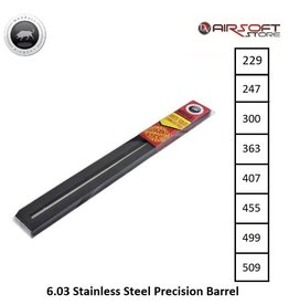 Madbull 6.03 Stainless Steel Precision Barrel