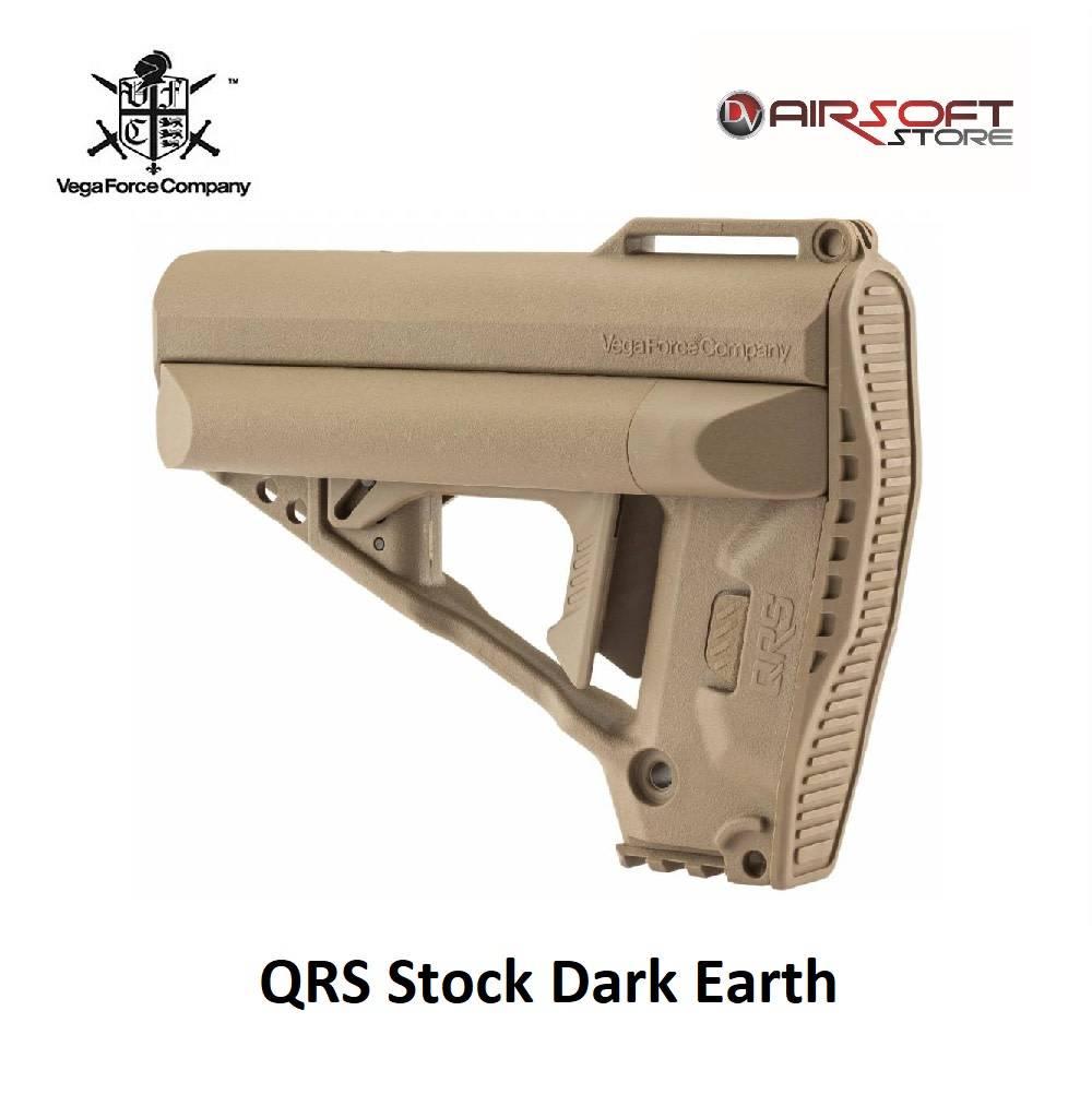 VFC QRS Stock (Dark Earth)