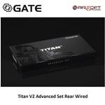 Gate Titan Mosfet V2 Advanced Set Rear Wired