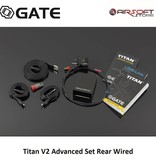 Gate Titan V2 Advanced Set Rear Wired