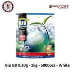 G&G Bio BB 0.20g - 1kg - 5000 Stück - Weiß