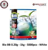 G&G Bio BB 0.20g - 1kg - 5000pcs - White