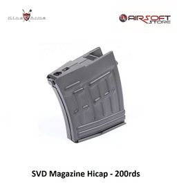 A&K SVD Magazine Hicap - 200rds