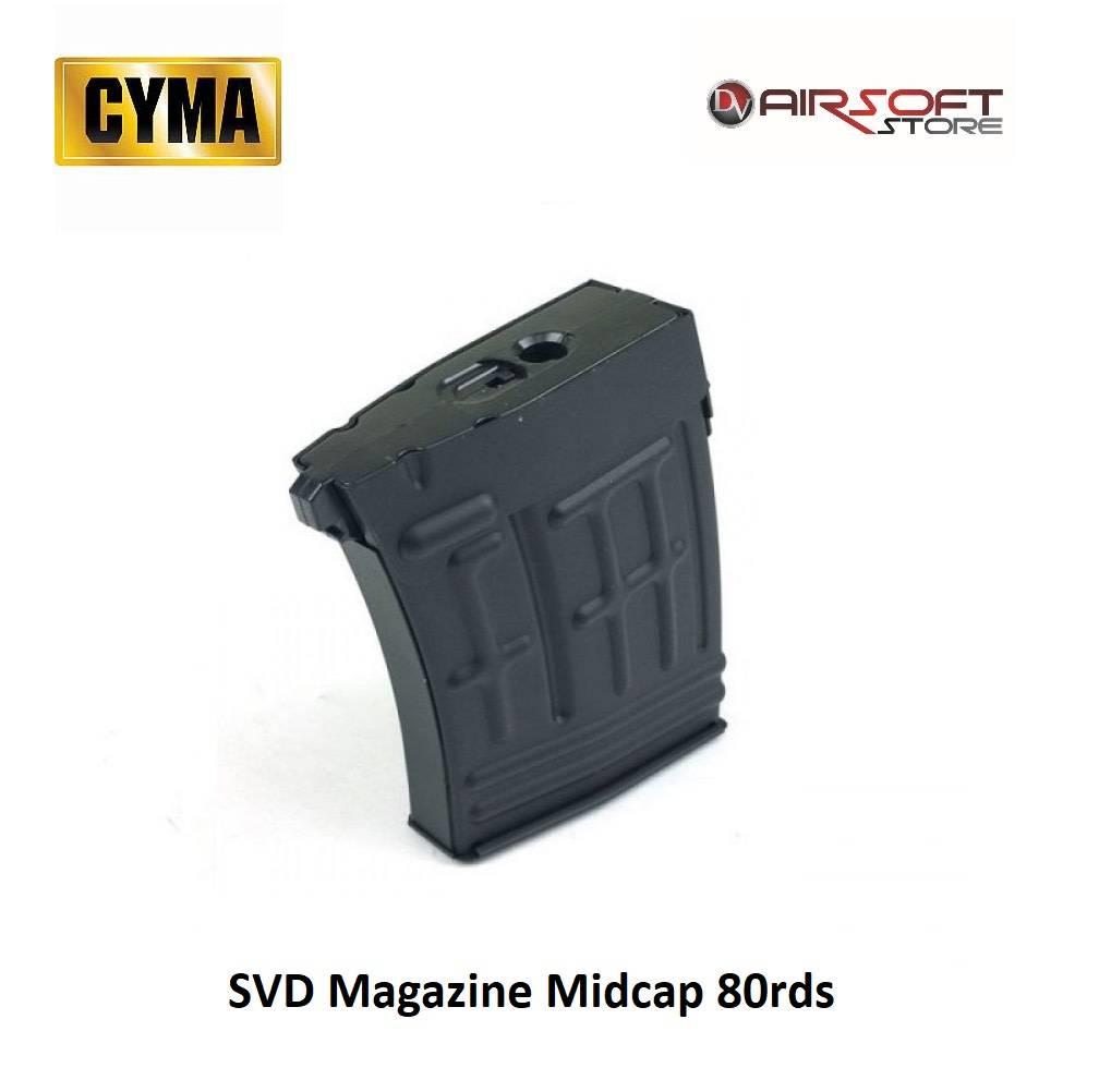 CYMA SVD Magazine Midcap 80rds