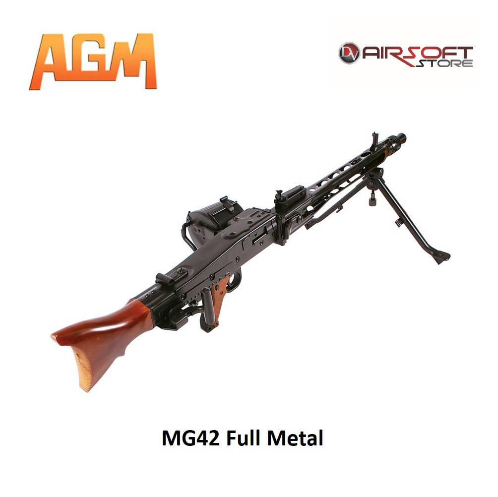 AGM MG42 Full Metal