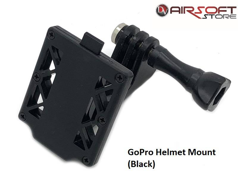 GoPro Helmet Mount (Black)