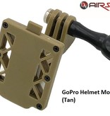 GoPro Helmet Mount (Tan)