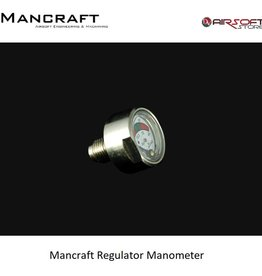 Mancraft Regulator Manometer