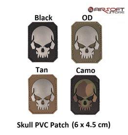 Skull PVC Patch