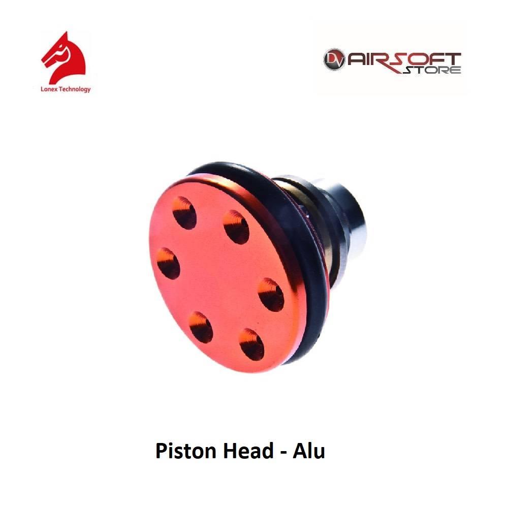 Lonex Piston Head - Alu