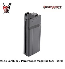 King Arms M1A1 Carabine / Paratrooper Magazine CO2 - 15rds