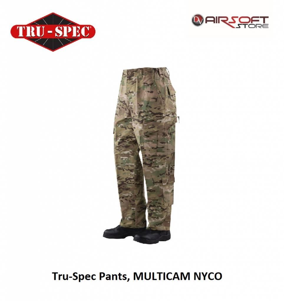 TRU-SPEC Tru-Spec Pants, MULTICAM NYCO R/S,