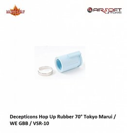 Maple Leaf Decepticons Hop Up Rubber 70° Tokyo Marui / WE GBB / VSR-10