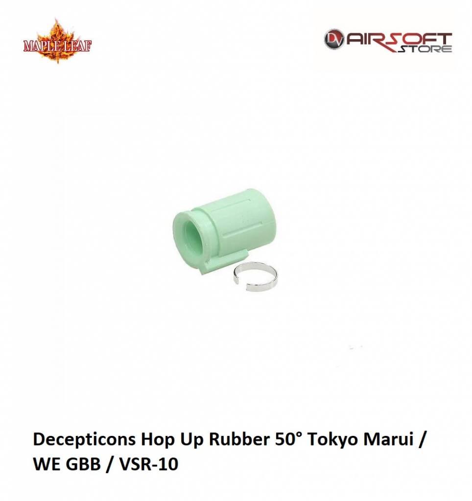 Maple Leaf Decepticons Hop Up Rubber 50° Tokyo Marui / WE GBB / VSR-10