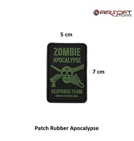 Patch Rubber Apocalypse