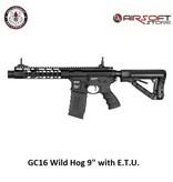"""G&G GC16 Wild Hog 9"""" with E.T.U."""