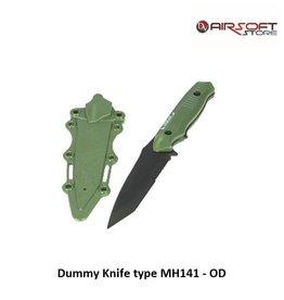 KGEAR Dummy Knife type MH141 - OD