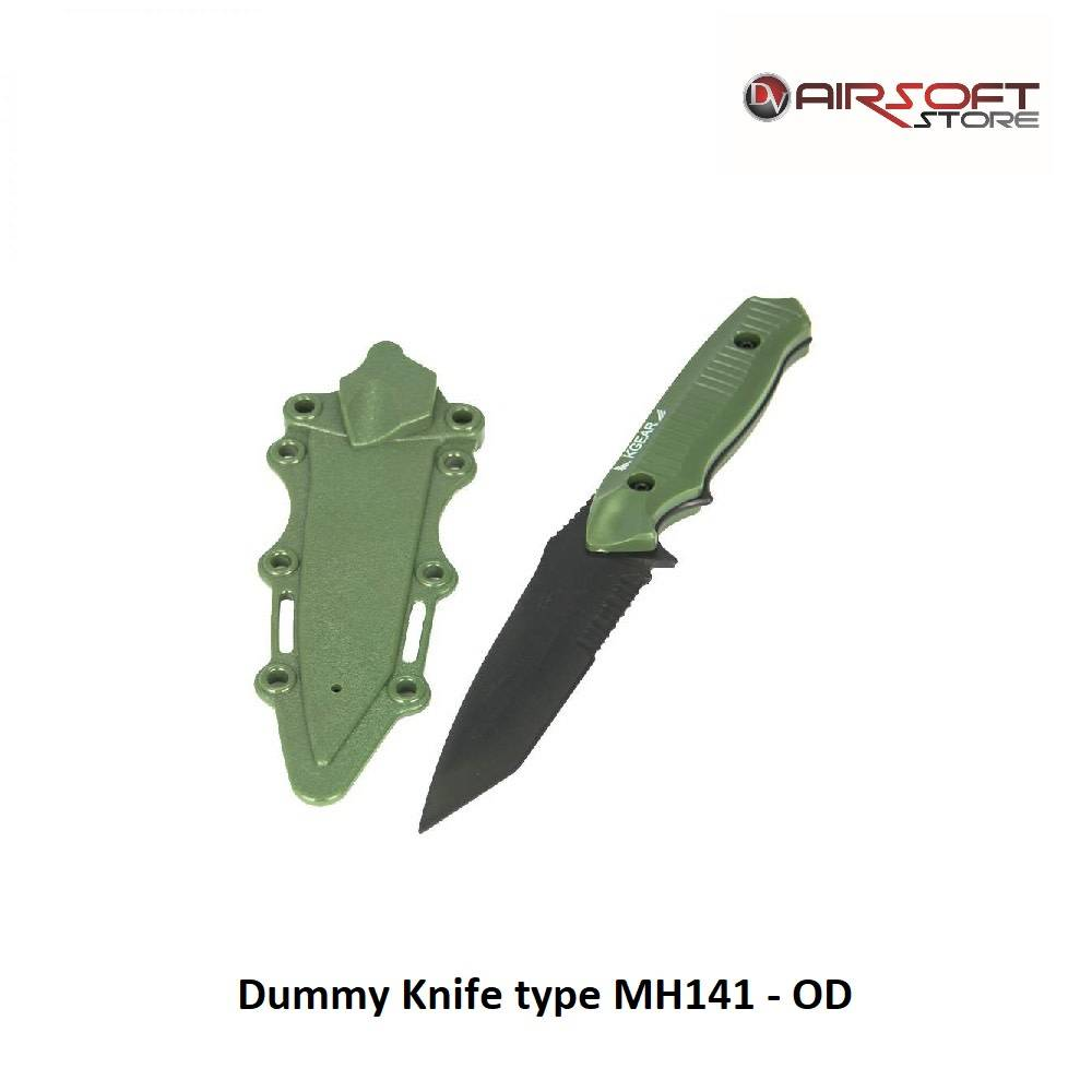 KGEAR Dummy Knife type MH141 - OD