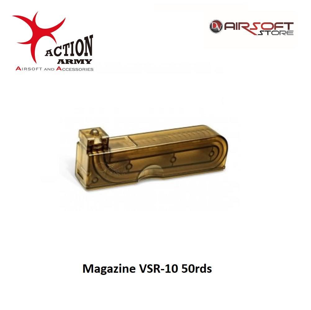 Action Army Magazine VSR-10 50rds