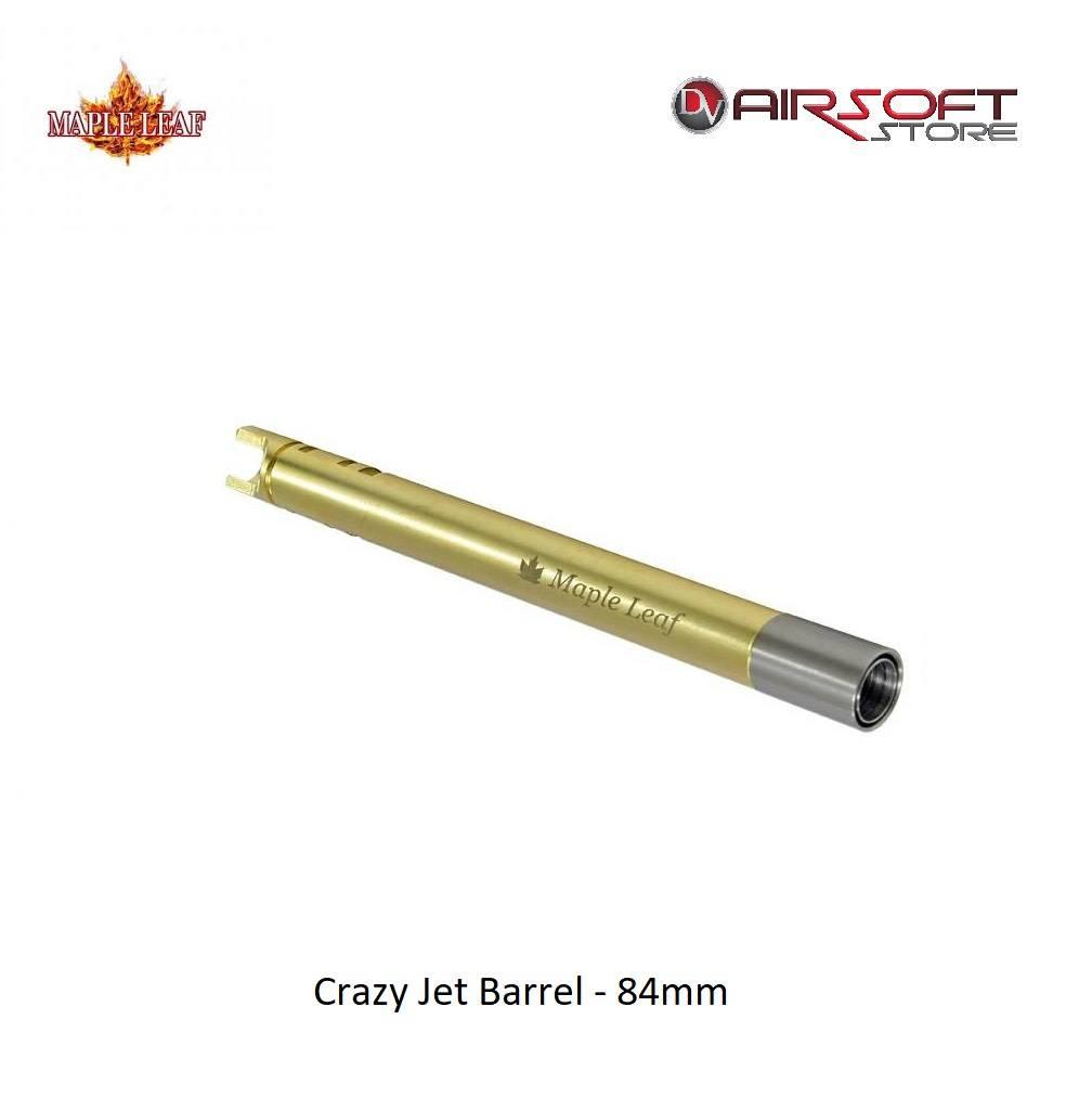 Maple Leaf Crazy Jet Barrel - 84mm