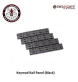 G&G Keymod Rail Panel (Black)