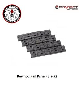 G&G Keymod Rail Panel (Black)