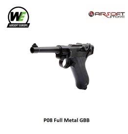 WE (Wei Tech) P08 Full Metal GBB