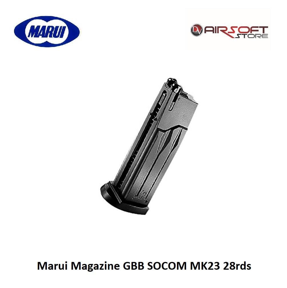 Tokyo Marui Marui Magazine GBB SOCOM MK23 28rds