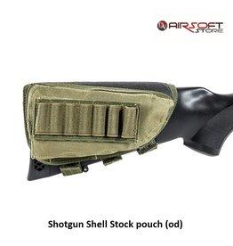 Shotgun Shell Stock pouch (od)
