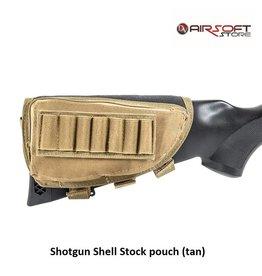 Shotgun Shell Stock pouch (tan)