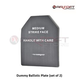 EMERSON Dummy Ballistic Plate (set of 2)