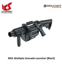 ICS MGL Multiple Grenade Launcher (Black)