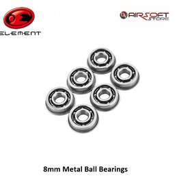 Element 8mm Metal Ball Bearings