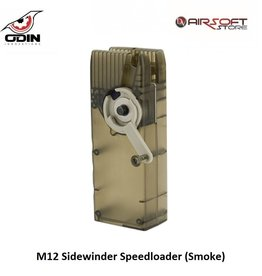 Odin Innovations M12 Sidewinder Speedloader (Smoke)