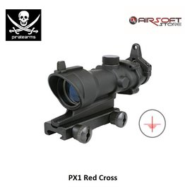 PIRATE ARMS PX1 Red Cross